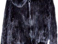 Продам Куртку вязаную норковую с капюшоном Куртка вязаная норковая с капюшоном.