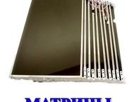 Матрицы для ноутбуков, Красноярск Если на экране ноутбука присутствуют физически