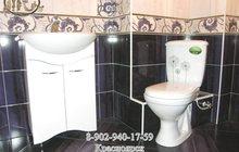 Замена труб в санузлах, туалетных комнатах, Замена радиаторов