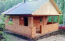 Дома, бани из бруса в Красноярске, Строительство, строительные работы