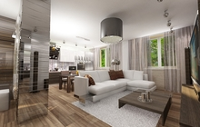 Дизайн интерьера, фасадные решения