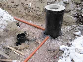 Скачать бесплатно фото Сантехника (услуги) Монтаж и ремонт трубопроводов, Очистные сооружения 21170171 в Красноярске