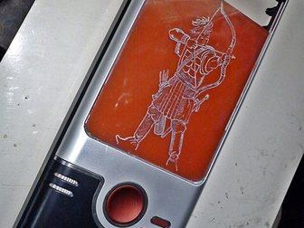 Увидеть foto  лицевая панель системника, Лучник, рисунок алюминием на стекле, 32454006 в Красноярске
