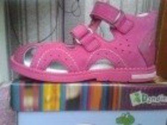 Скачать foto Детская обувь продам туфли на девочку дандино 32615601 в Красноярске