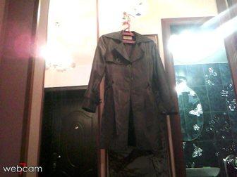Новое изображение Женская одежда Продам плащ плащёвка. Размер 44, 46 32763536 в Красноярске