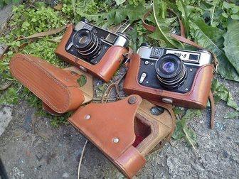 Новое foto  2 фотоаппарата фэд 5 33092595 в Красноярске
