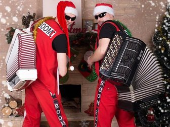 Смотреть фотографию  Дуэт BOOM, Живая музыка на Новый год, Корпоратив 34056545 в Красноярске