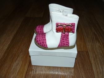 Новое изображение  продам обувь на девочку 34681596 в Красноярске