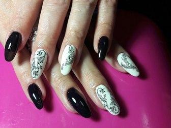 Смотреть foto  Наращивание ногтей в солнечном 39862838 в Красноярске