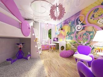 Скачать фото Дизайн интерьера Интерьерный дизайн коммерческой и жилой недвижимости 51285835 в Красноярске