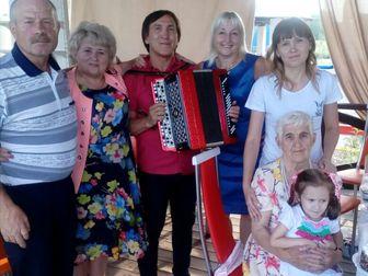 Свежее foto Организация праздников Баянист-гармонист на ваш праздник 68105164 в Красноярске