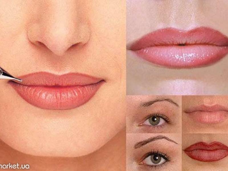Как сделать свои губы красивее 184