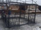 Увидеть изображение Строительные материалы Беседка металлическая разборная 32874641 в Краснозаводске