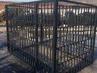 Скачать foto Мебель для спальни Вольеры для животных с дверью разборные 32850020 в Краснознаменске