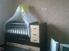 Фотография в   детская кровать с маятниковой системой, с в Крымске 9000