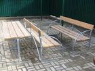 Фото в Мебель и интерьер Мебель для дачи и сада Реализуем дачные столы. Стол дачный размером в Кстово 2450