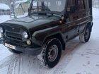 УАЗ Hunter 2.7МТ, 2013, 50000км