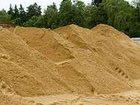 Фото в Строительство и ремонт Строительные материалы Песок, щебень, шлак, керамзит, чернозем. в Купино 100