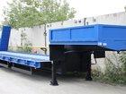 Скачать бесплатно изображение  Полуприцеп тяжеловоз Трал ТехноDом 10-100 тонн 32735100 в Челябинске