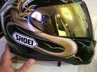 Новое изображение  Продаётся мотоциклетный шлем shoei xr 1100 33152579 в Москве