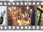 Изображение в   Картина повествует о духовном подвиге преподобного в Новосибирске 300