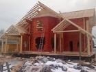 Фотография в   Строительство домов и бань из профилированного в Твери 8000