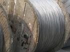 Новое изображение  Канат стальной гост 3063 80 трос одинарной свивки типа тк конструкции 1x19 35026011 в Калуге
