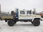 Фотография в   Бортовой автомобиль ГАЗ 33081 Егерь 2 с кму в Кургане 2200000