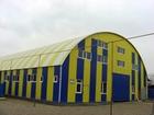 Скачать фото  Строительство ангаров и зданий из металлоконструкций под ключ 35901246 в Пятигорске