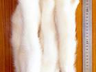 Скачать изображение  Норковые белые хвостики 37513012 в Москве