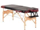 Изображение в   Большой выбор массажных столов складных и в Кургане 79000