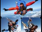 Фото в   Прыжок с парашютом в СПб обязательно подарит в Санкт-Петербурге 7000