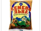 Смотреть фотографию  Семена льна и льняное масло, Доставка по России Акции, Подарки, Скидки, 38436112 в Москве