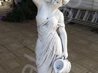 Просмотреть foto  Скульптура из бетона Гречанка 1,7 м, вес 80 кг, 38553521 в Мытищи
