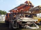 Свежее фото  Автобетононасосы и стационарные бетононасосы на продаже купить 38554807 в Краснодаре
