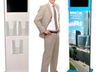 Фото в   Мультимедийная рекламная стойка V-smart с в Москве 6500