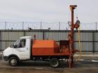 Изображение в   В базовой комплектации буровая установка в Челябинске 300000