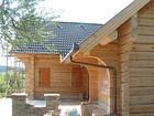 Свежее foto  Дома бани из бревна оцилиндрованного и рубленного 38969262 в Брянске