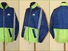 Смотреть foto  Ветровка (дождевик, олимпийка 90х) Adidas 39245854 в Москве