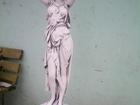 Скачать бесплатно foto  Скульптура из бетона Девушка подиум 39252666 в Москве