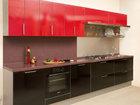 Новое изображение  Кухонный гарнитур с фасадами из пластика 39257634 в Москве