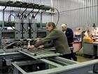 Уникальное фотографию  Оборудование для сварки проволочных решёток, корзин, полок 39420075 в Санкт-Петербурге
