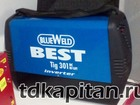 Просмотреть изображение  Сварочный инвертор BlueWeld Best TIG 301 DC HF/Lift 39770862 в Екатеринбурге