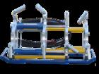 Просмотреть foto  Гидравлический аппарат для стыковой сварки полимерных труб 75 – 250 39800411 в Кургане