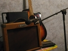 Увидеть foto  Электроакустическая гитара, Комбик, 40046522 в Москве