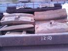 Новое изображение  Колодка чугунная гребневая тип М для локомотивов ГОСТ 30249-97 (новая)-2017г, , с заводским сертификатом, 54061063 в Муроме