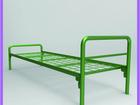 Скачать фото Мебель для спальни Армейские металлические кровати, трехъярусные кровати 71601846 в Кургане