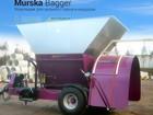 Смотреть foto  Упаковщик Murska Bagger для цельного зерна и кукурузы 80820563 в Калининграде