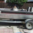 Катер рыболовный Bass Tracker Pro Crappie 175, 2002 года