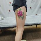 Художественная татуировка любой сложности от профессионалов